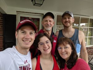 pic of lauber family